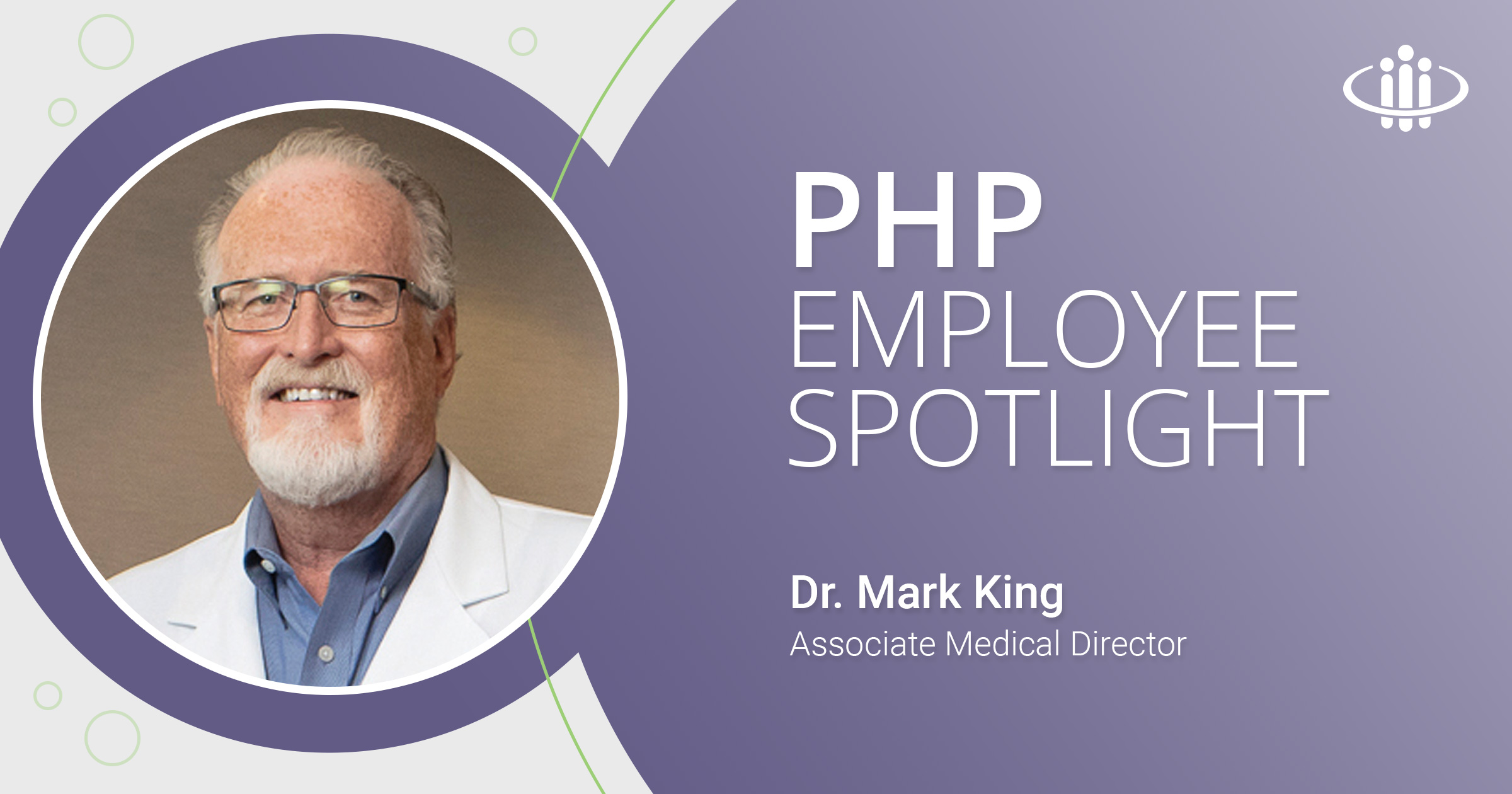 Php S Associate Medical Director Dr Mark King Physicians