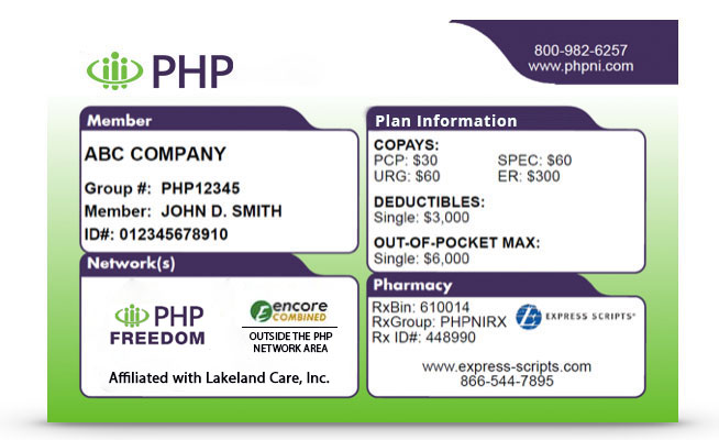 Using Php Services Physicians Health Plan